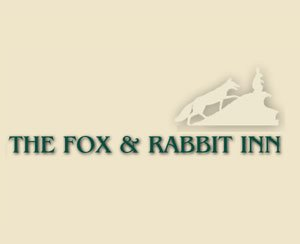 The logo for The Fox & Rabbit Inn, sponsors of Pocklington Tennis Club