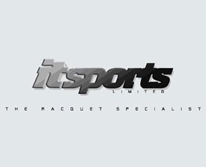 The logo for IT Sports, sponsors of Pocklington Tennis Club