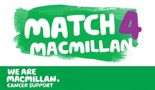 Match 4 Macmillan