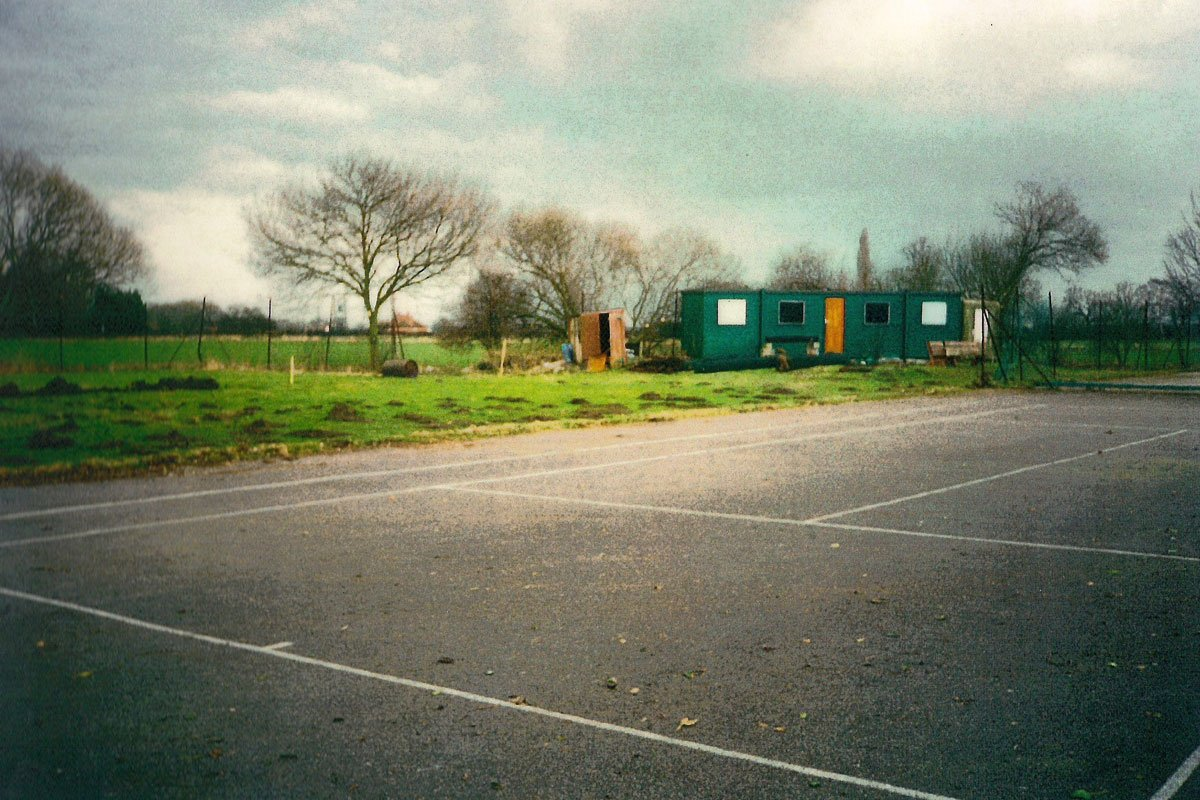 Pocklington Tennis Club in the 1990s