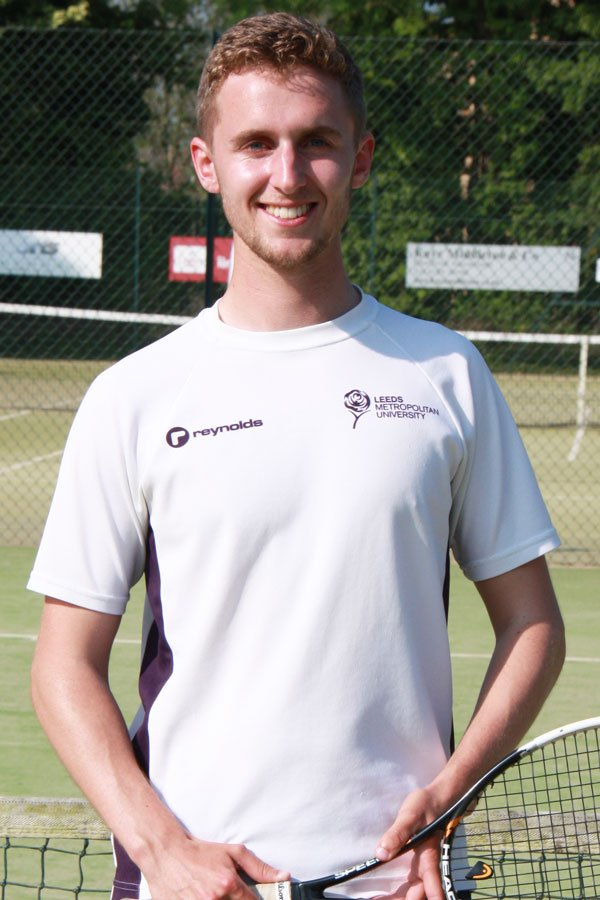 Sean Evans. Pocklington Tennis Club