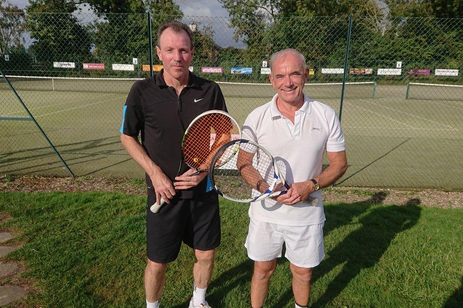 Dave Gamble & Richard Hart