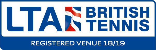 LTA Registered Venue 2018/2019