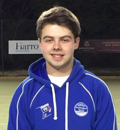 Ben Smith, Assistant Coach, Pocklington Tennis Club