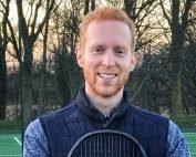 David Thompson, Tennis Coach
