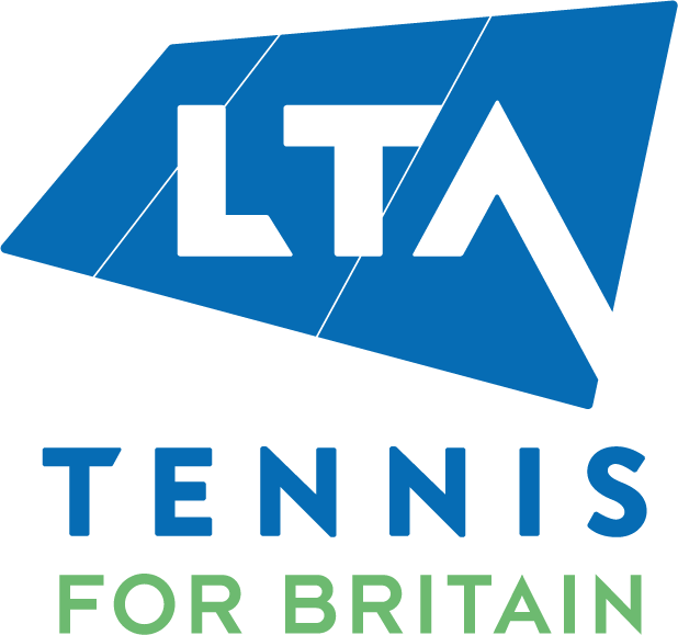 LTA tennis For Britain logo