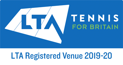 LTA Registered Venue 2019/2020