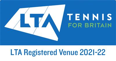 LTA Registered Venue 2021/2022