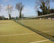 Courts at Pocklington Tennis Club