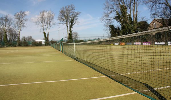 Courts at Pocklington Tennis Club
