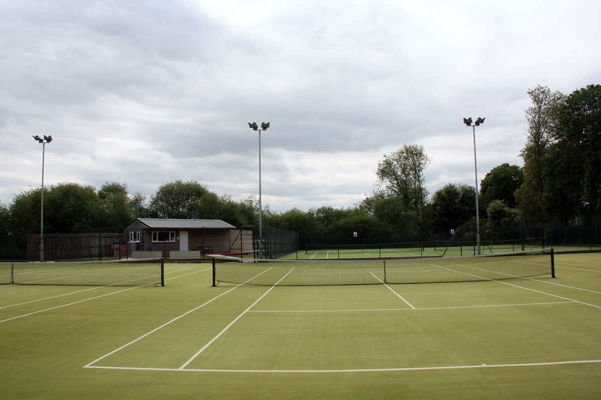 Pocklington Tennis Club 2020
