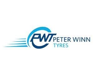 Peter Winn Tyres logo