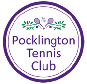 Pocklington Tennis Club logo