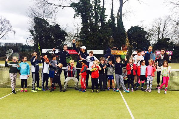 Pocklington tennis camp