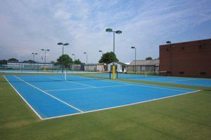Wigginton Tennis Club